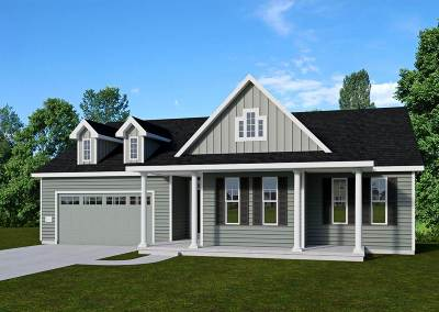Madison Single Family Home For Sale: 411 Milky Way
