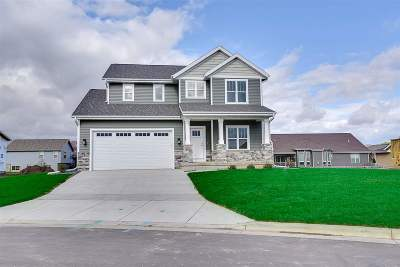 Deforest WI Single Family Home For Sale: $364,900