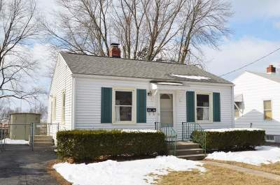 Madison Single Family Home For Sale: 3469 Hargrove St