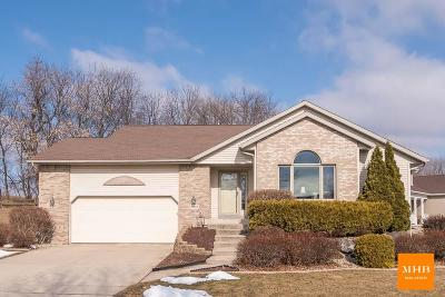 Deforest WI Single Family Home For Sale: $314,900