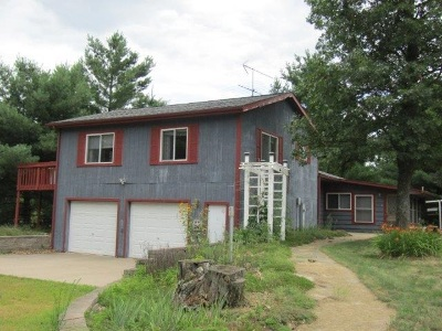 Adams WI Single Family Home For Sale: $209,900