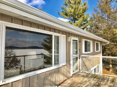 Sauk County Single Family Home For Sale: S7220 Camp Lake Wisconsin Rd