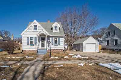 Sauk County Single Family Home For Sale: 412 7th Ave