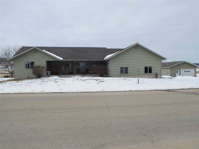 Sauk County Single Family Home For Sale: 410 West St