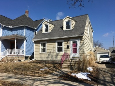 Madison WI Single Family Home For Sale: $265,000