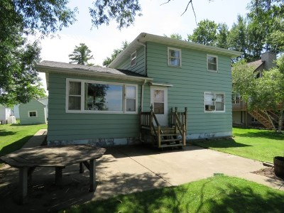 Dodge County Single Family Home For Sale: W11034 Howard Dr