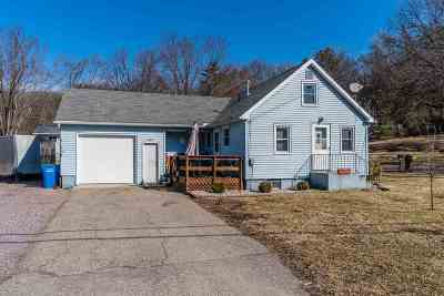 Sauk County Single Family Home For Sale: 1021 Water St