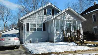 Columbia County Single Family Home For Sale: 320 N Cleveland St