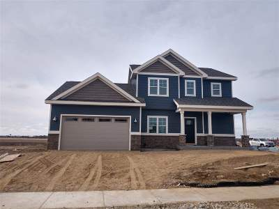 Deforest WI Single Family Home For Sale: $370,415