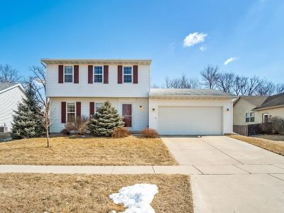 Green County Single Family Home For Sale: 336 Vorndran Dr