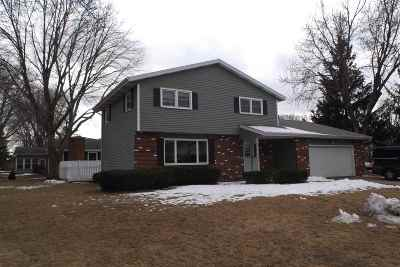 Sun Prairie Single Family Home For Sale: 2223 Montana Ave