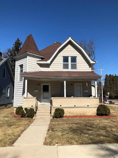 Madison Multi Family Home For Sale: 702 W Olin Ave