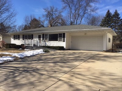 Dane County Single Family Home For Sale: 1222 Ellen Ave
