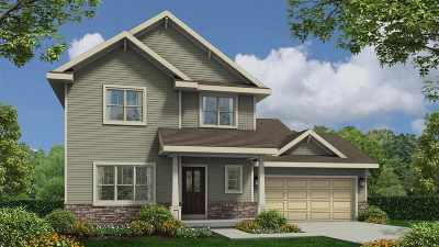 Mount Horeb WI Single Family Home For Sale: $347,000