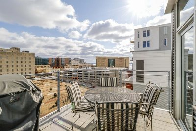 Madison Condo/Townhouse For Sale: 309 W Washington Ave #815