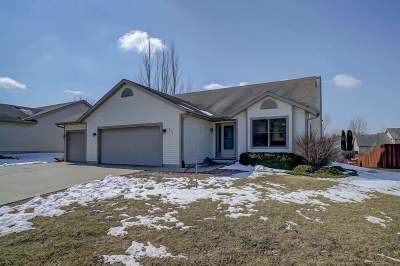 Sun Prairie Single Family Home For Sale: 640 N Heatherstone Dr