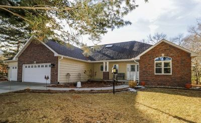 Columbia County Single Family Home For Sale: N806 Club Circle Dr