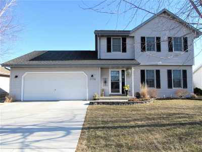 Rock County Single Family Home For Sale: 3735 Teal Ln