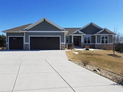 Sun Prairie Single Family Home For Sale: 3065 Parker Pass
