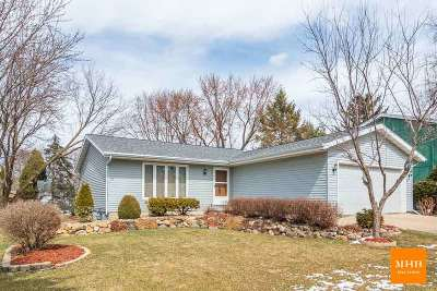 Dane County Single Family Home For Sale: 5006 Hackney Way