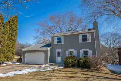 Madison Single Family Home For Sale: 1409 Frisch Rd