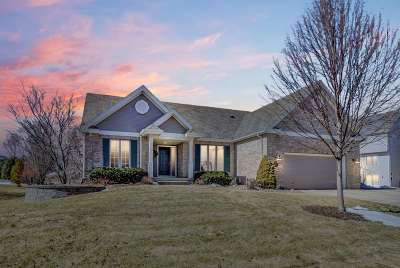 Madison Single Family Home For Sale: 7509 New Washburn Way