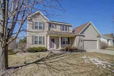 Madison Single Family Home For Sale: 1226 Meadow Sweet