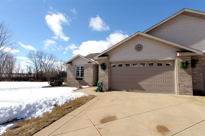 Green County Single Family Home For Sale: N5477 Stephenson Ln
