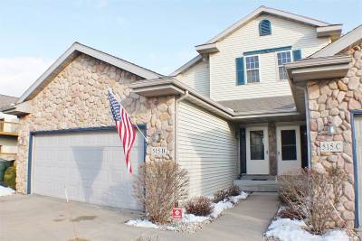 Sun Prairie WI Condo/Townhouse For Sale: $200,000