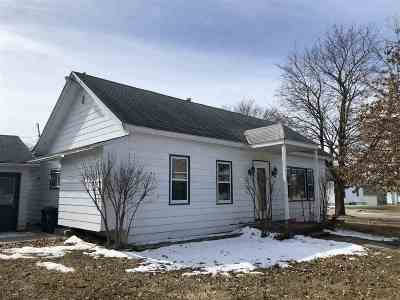 Columbia County Single Family Home For Sale: 416 W Florence St