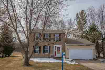 Sun Prairie WI Single Family Home For Sale: $236,900