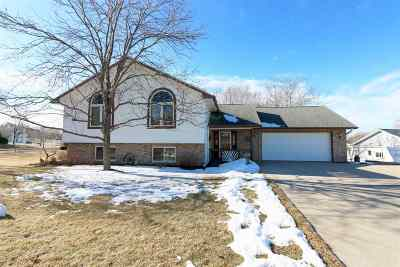 Sauk County Single Family Home For Sale: 1836 Nordic Ct