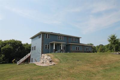Milton Single Family Home For Sale: 2324 E Scenic Ct