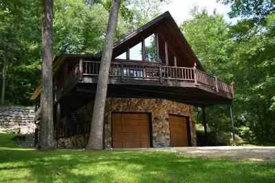 Sauk County Single Family Home For Sale: S11149 Hazelnut Rd