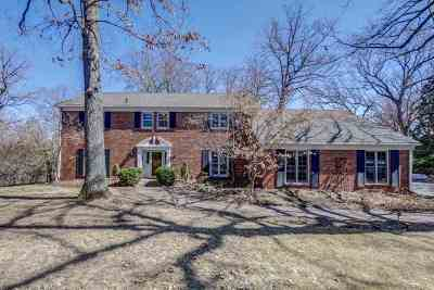 Middleton Single Family Home For Sale: 3713 Deerpath Rd