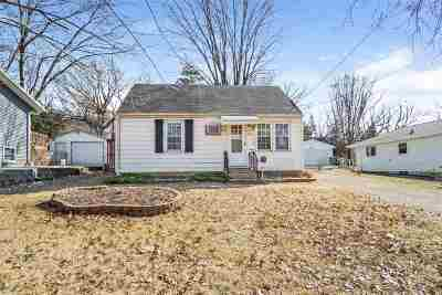 Madison Single Family Home For Sale: 811 Gary St