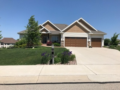 Dane County Single Family Home For Sale: 3098 Saddle Brooke Tr