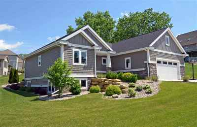 Waunakee Single Family Home For Sale: 1502 Tierney Dr