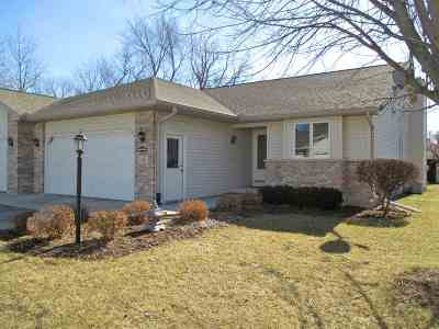 Dane County Condo/Townhouse For Sale: 4 Fairview Tr