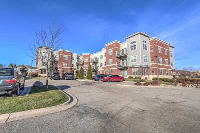 Fitchburg WI Condo/Townhouse For Sale: $124,900