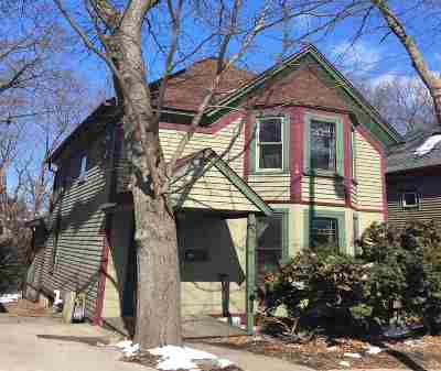 Madison Single Family Home For Sale: 1030 E Gorham St