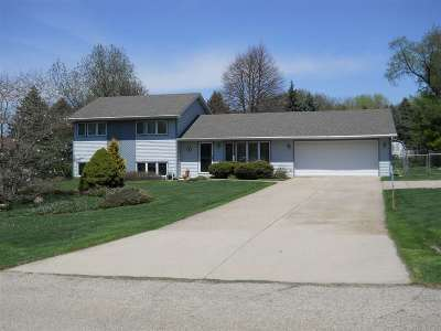 Beloit WI Single Family Home For Sale: $198,900