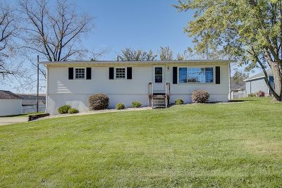 Dodgeville Single Family Home For Sale: 624 S Iowa St