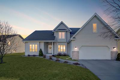 Fitchburg WI Single Family Home For Sale: $419,900