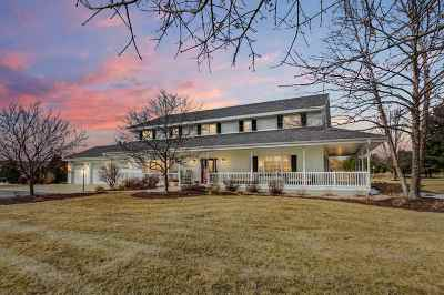 Verona Single Family Home For Sale: 7743 Welcome Dr