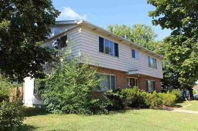 Madison Multi Family Home For Sale: 1034 High St