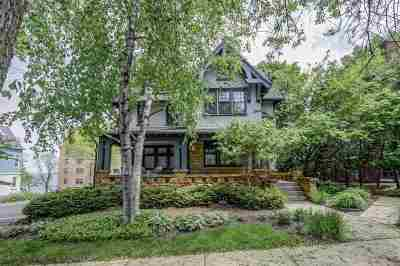 Madison Condo/Townhouse For Sale: 519 N Pinckney St #A