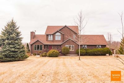 Green County Single Family Home For Sale: W967 Yarwood Rd