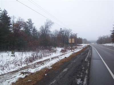Wisconsin Dells Residential Lots & Land For Sale: 12.31 Ac Hwy 12/16