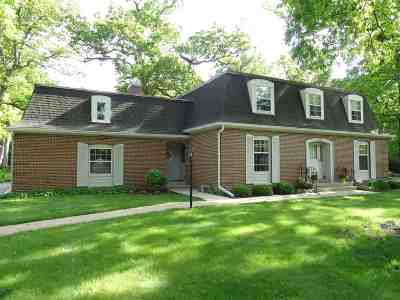 Beloit Single Family Home For Sale: 2670 Chatsworth Dr